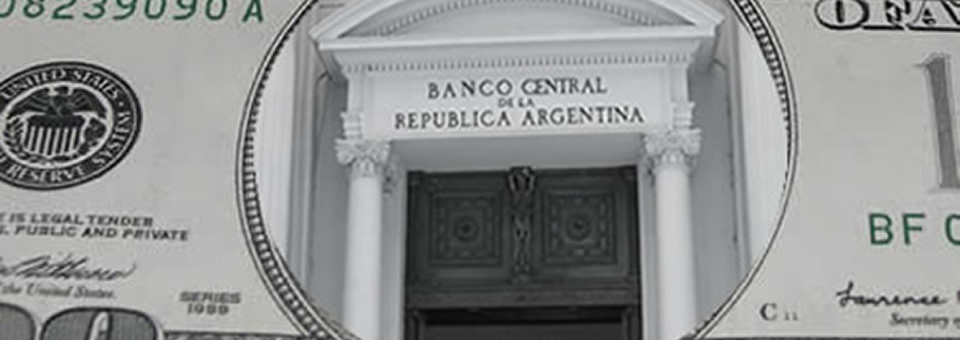 EL BCRA necesita dólares y recurre a los bancos ante la escasez de la moneda extranjera