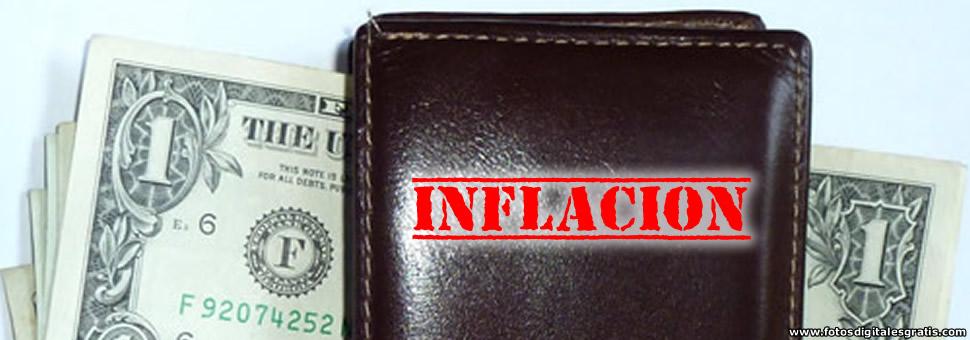 El dólar seguirá subiendo mientras no baje la inflación