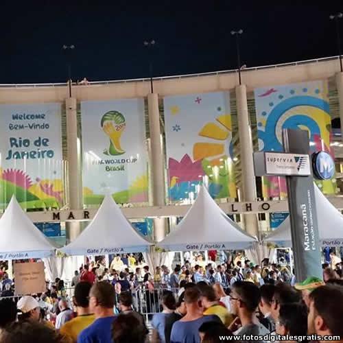 Economía de Brasil crece con el Mundial de Fútbol 2014