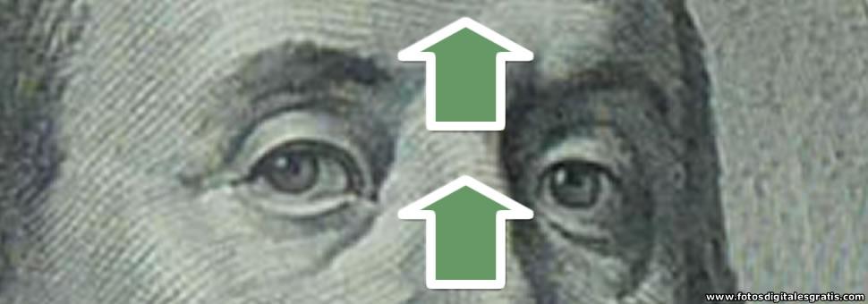 El dólar sube y los analistas ven avance gradual de la divisa