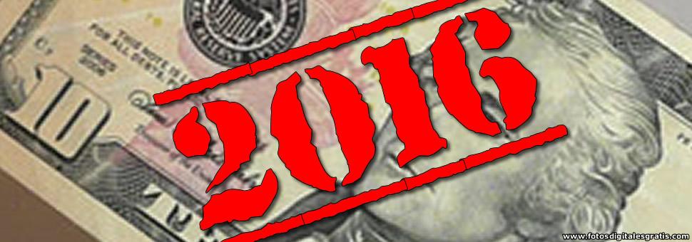 Tipo de cambio : esperan que el dólar suba 33% en 2016