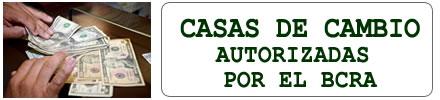 Casas de cambio Argentina