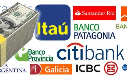 Blanqueo: por aumento de depósitos en dólares, bancos incumplen topes a tenencias en esa moneda