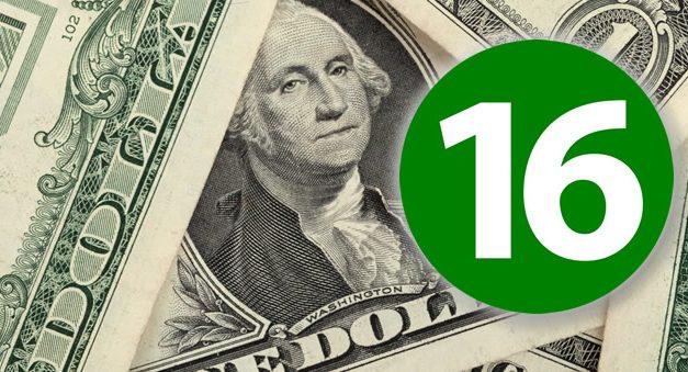 Dólar 2017 : en el mercado de futuros ya lo ven arriba de $ 16 para fin de año