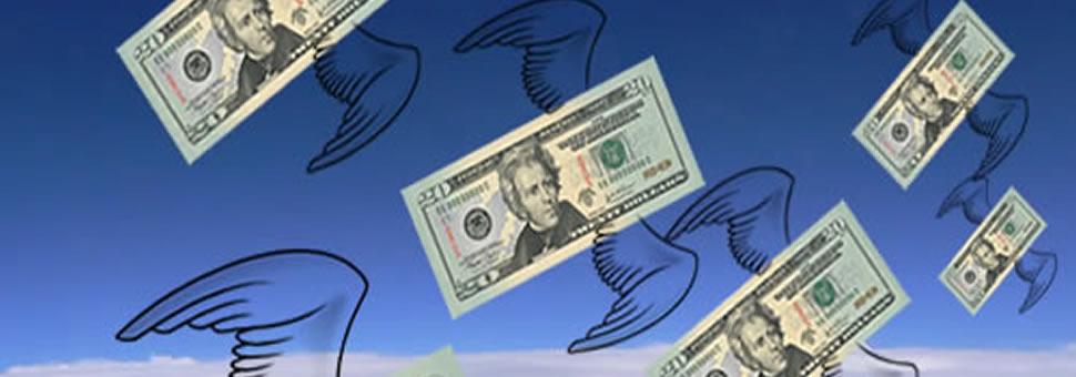 Dólar fuga : en alza desde la presentación de la fórmula Scioli-Zanini