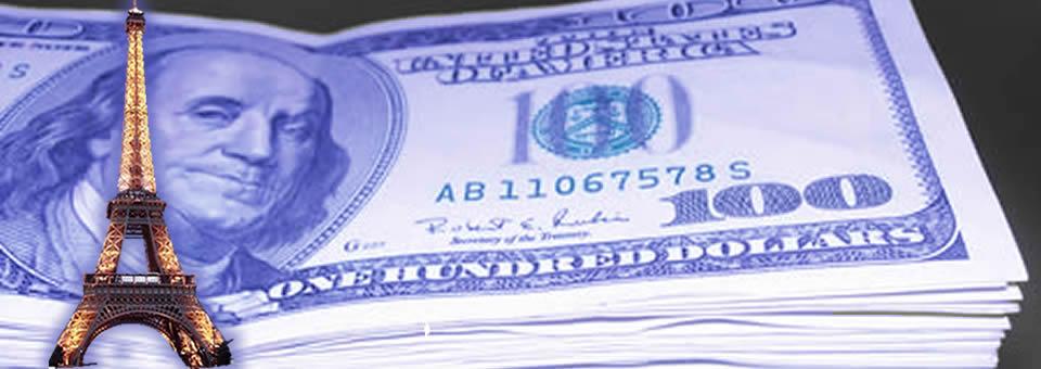 Club de París y el precio del dólar blue