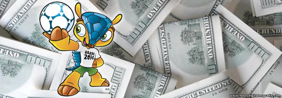 Presión para el Dólar por el Mundial Brasil 2014