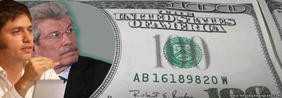 Bancos temen por la cotización del dólar ante la posible nueva baja de tasas