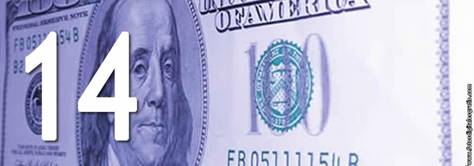 El dólar blue se acercó al récord de $14 y arrastró al dólar oficial