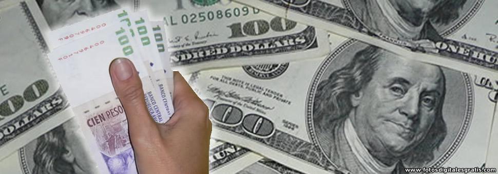 Bonos atados al dólar ya prevén un piso de devaluación del peso del 40%