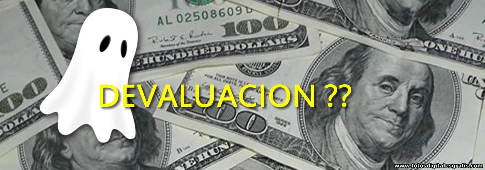 Vuelve el fantasma de la devaluación de enero