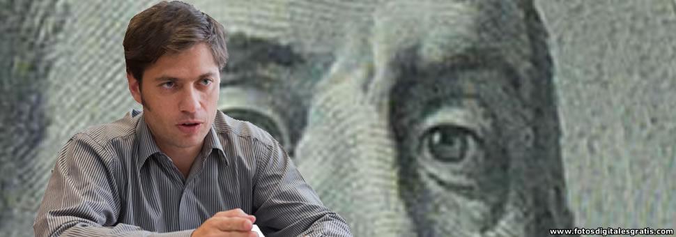 Devaluación : Kicillof la insinúa y ya sabe a quién echarle la culpa