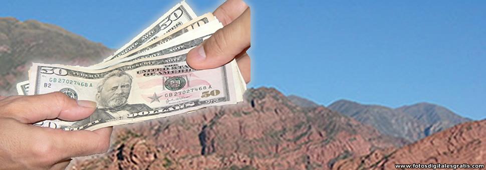 LLega el Dólar Salta : en la frontera el blue cotiza $ 14.05