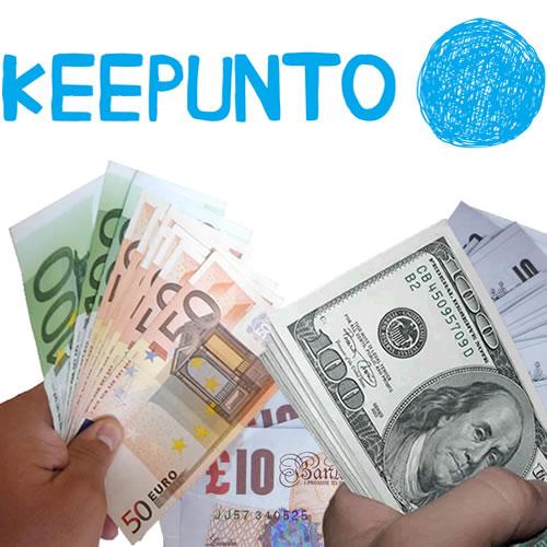 Keepunto: primer simulador virtual de Bolsa para jóvenes.