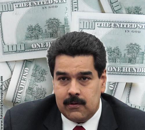 Venezuela : el dólar negro aumentó un 23% en sólo seis días y ya supera los 600 bolívares
