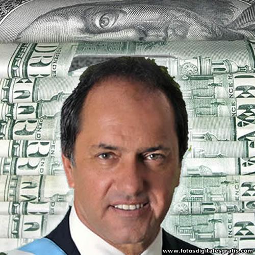 Que opina Scioli sobre el cepo cambiario ?