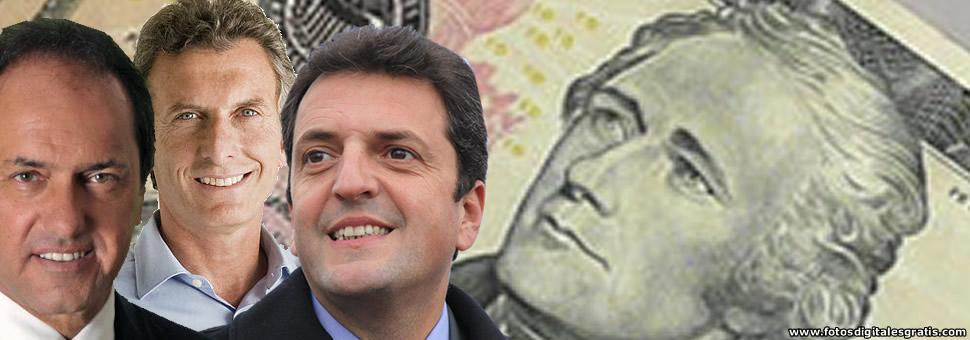 Expectativa por el valor del dólar blue tras la victoria de Scioli en las PASO