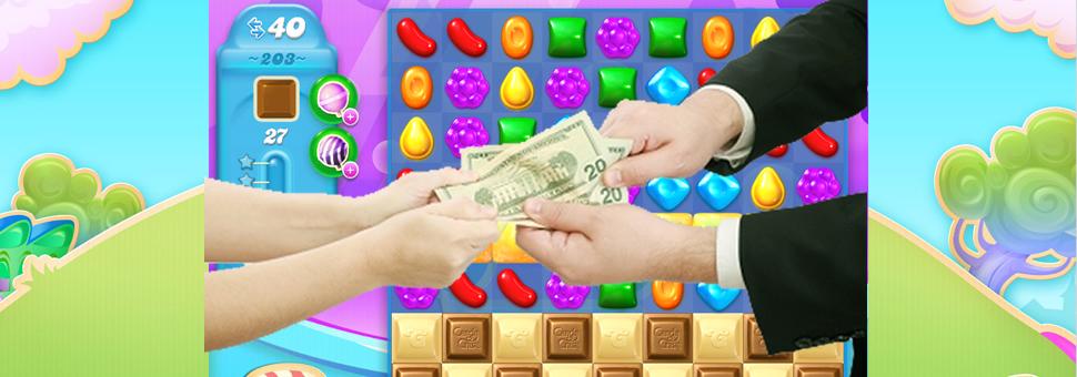 El dólar Candy Crush superó al turismo en la salida de divisas