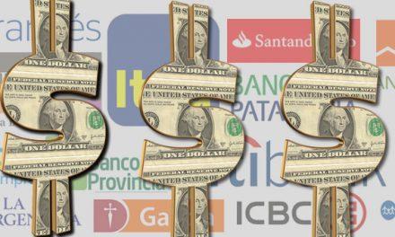 Ahorristas eligen mantener plazo fijo en dólares en los bancos