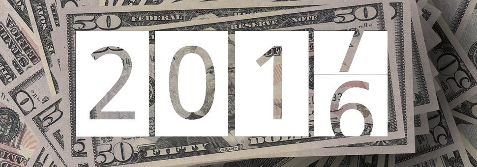 Dólar 2016 : este fué su comportamiento