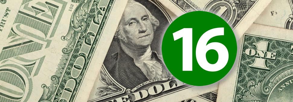 Para economistas, pese a la baja del dólar el piso es de $16