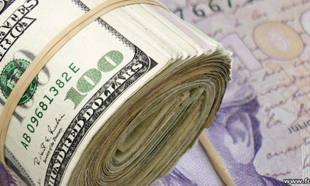 Dólar mayorista cerró en su nivel más alto desde la salida de la convertibilidad