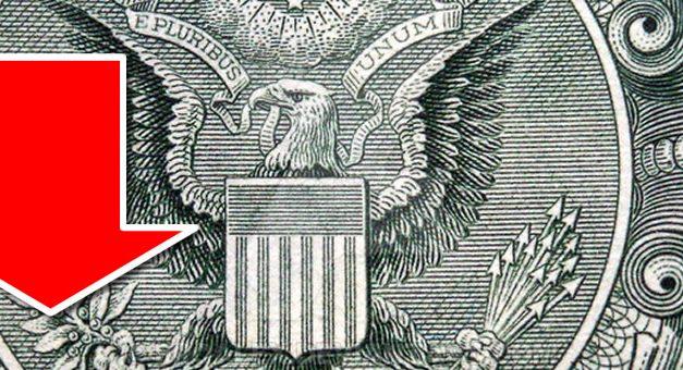 Pese al esfuerzo del Central, el precio del dólar abre la semana en baja