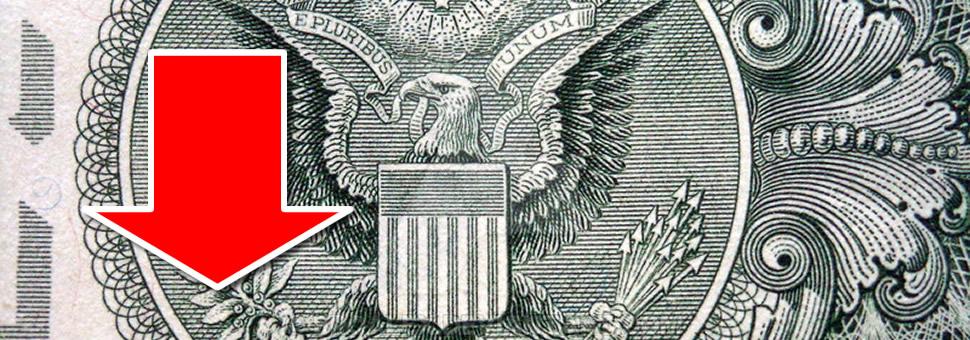 4 razones que explican la baja del valor del dólar