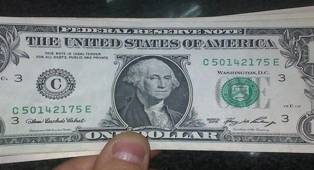Hoy y mañana otra vez se podrán obtener dólares a menos de $ 15
