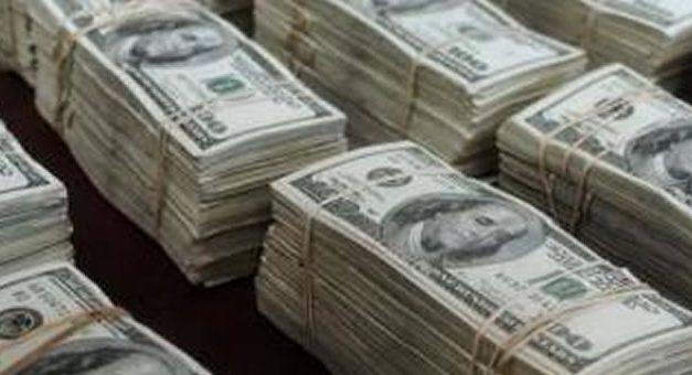 Marzo con menor compra de dólares que en 2018