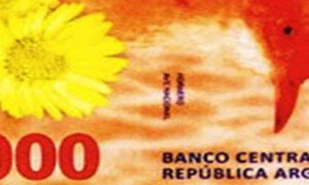Billete de $1000 pesos llega en Diciembre 2018