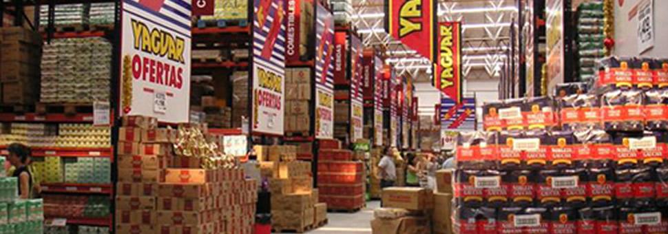 Creció cerca del 30% la compra de consumidores particulares en supermercados mayoristas