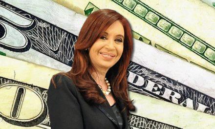 Proyectan un dólar en octubre a $19,40 si gana Cristina Kirchner