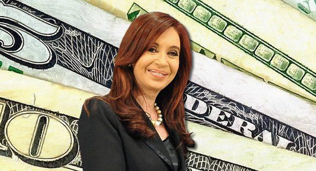 Prevén un salto del dólar a $ 18 en agosto si Cristina gana las PASO