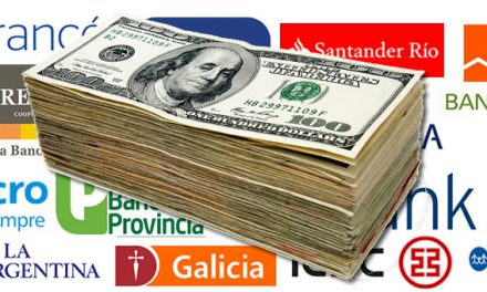 Compra de dólares en bancos durante la corrida de mayo llegó a u$s5.000 millones