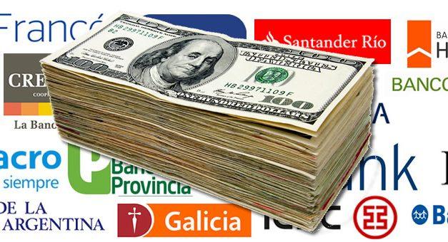 Comprár dólares más baratos: bancos apuestan al sistema online