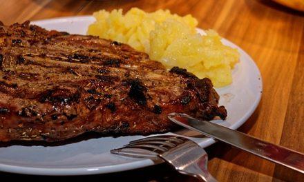 El consumo de carne vacuna creció 7% en lo que va del año