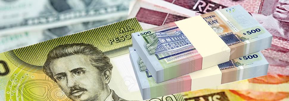 """Vacaciones, dólar y tour de compras: la """"guerra"""" entre real, peso chileno y uruguayo"""