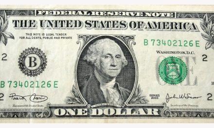 Cuánto pesa un millón de dólares en billetes de 1 dólar?