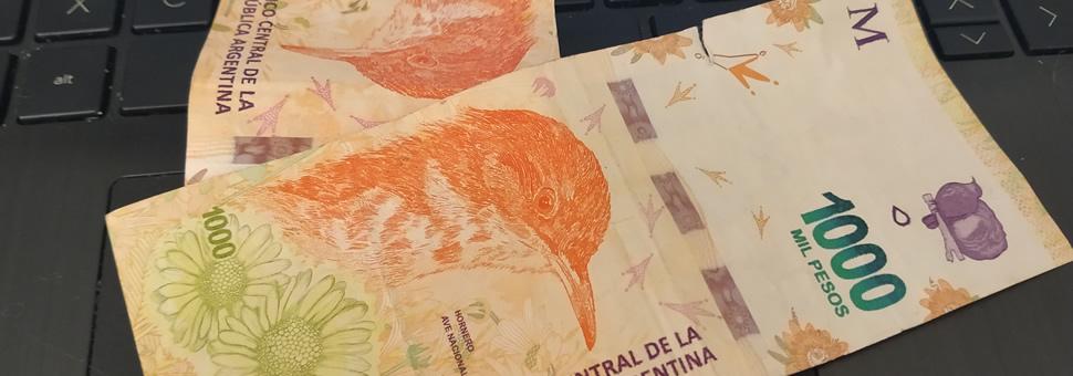 Billetes falsos de 1000 pesos : nuevo video de como identificarlos