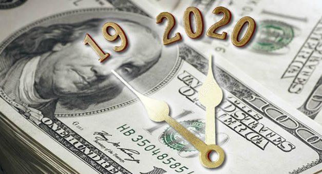 Calculan precio del dólar en diciembre 2019 cerca de los $50