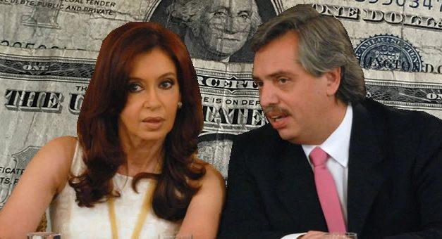 Alberto Fernandez y el dólar