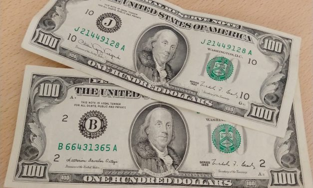 Dólares cabeza chiquita …sirven ?