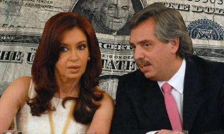 Cristina dijo que el conflicto dólar peso es el problema más grave del país