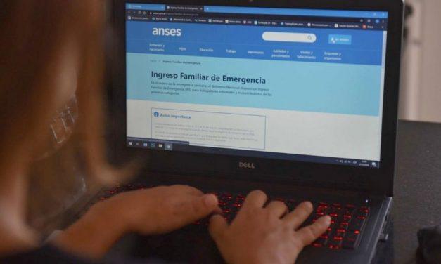 IFE : La ANSES informará desde el lunes quiénes estan aprobados