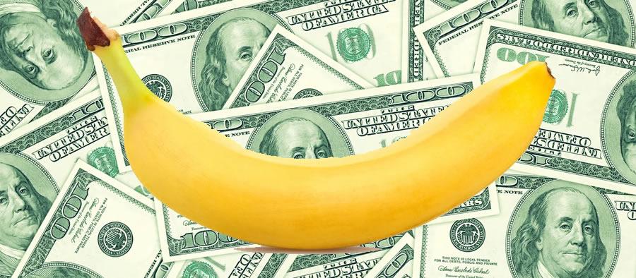 """Dólar banana se ofrece en algunas """"cuevas"""" de Rosario"""
