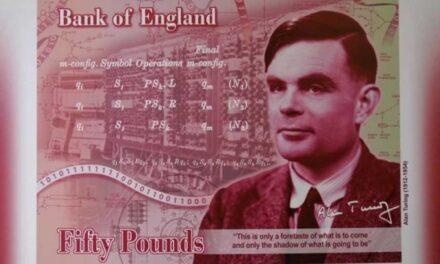 Billete de 50 libras del Reino Unido será más difícil de falsificar